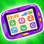Babyphone tablet – baby learning games drawing 2.3.4