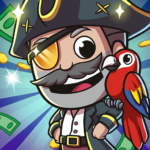 Idle Pirate Tycoon 1.3