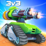 Tanks A Lot – Realtime Multiplayer Battle Arena 2.87