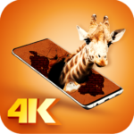 4K Wallpapers – 3D Parallax Live HD Background Mod Unlimited Money