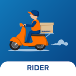 Bungkusit Rider – Earn whenever you want Mod Unlimited Money