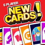 Card Party Uno Online Games with Friends Family Mod Unlimited Money