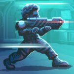 Endurance infection in space 2d space-shooter Mod Unlimited Money