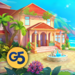 Hawaii Match-3 Mania Home Design Matching Puzzle Mod Unlimited Money
