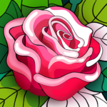 Hey Color Paint by Number Art Coloring Book 1.5.0