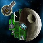Space Arena Spaceship games – 1v1 Build Fight Mod Unlimited Money