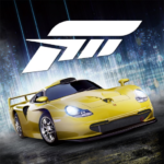 Forza Street Tap Racing Game Mod Unlimited Money