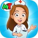 My Town Hospital and Doctor Games for Kids Mod Unlimited Money