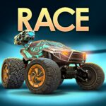 RACE Rocket Arena Car Extreme – Action Racing Mod Unlimited Money