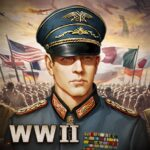 World Conqueror 3 – WW2 Strategy game Mod Unlimited Money