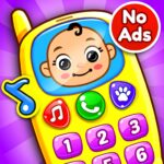 Baby Games – Piano Baby Phone First Words 1.3.0 Mod Unlimited Money