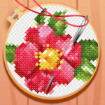 Cross-Stitch Coloring Book 0.200.449 Mod Unlimited Money