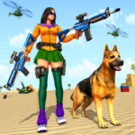Real Commando Fps Shooting Mod Unlimited Money