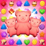 Sweet Candy POP Cookie Crush 1.3.0 Mod Unlimited Money