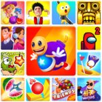 All Games Puzzle Game New Games 1.21 Mod Unlimited Money