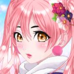 Anime Dress Up Queen Game for girls 0.3 Mod Unlimited Money