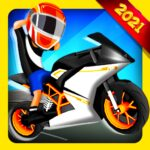 Cartoon Cycle Racing Game 3D 4.6 Mod Unlimited Money
