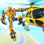 Helicopter Robot Car Transform 1.0.18 Mod Unlimited Money