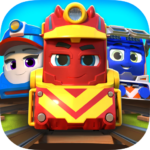 Mighty Express – Play Learn with Train Friends Mod Unlimited Money