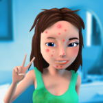 Idle Magic Makeover – makeup decoration game Mod Unlimited Money