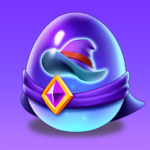 Merge Witches – mergematch to discover calm life Mod Unlimited Money