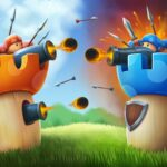 Mushroom Wars 2 Strategy games Real-time war Mod Unlimited Money