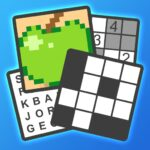 Puzzle Page – Crossword Sudoku Picross and more Mod Unlimited Money