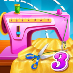 Baby Tailor 3 – Crazy Animals Mod Unlimited Money
