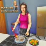 Dream Mother Simulator Happy Family Life Games 3D Mod Unlimited Money