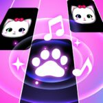 Magic Pink Tiles Piano Game Mod Unlimited Money