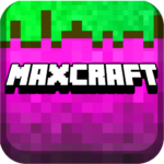 MaxCraft Master Crafting New Building Game Mod Unlimited Money