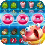 Ocean Connect Mania-Rescue Fish Mod Unlimited Money