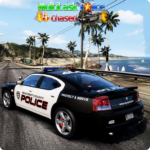 Police Cop Chase Racing City Crime Mod Unlimited Money