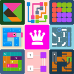 Puzzledom – classic puzzles all in one Mod Unlimited Money