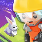 SciFarm – Farming Game in the space City-building Mod Unlimited Money