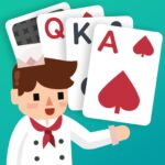 Solitaire Cooking Tower Mod Unlimited Money