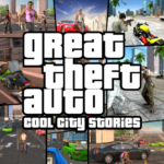 Great Theft Auto Cool City Stories Mod Unlimited Money