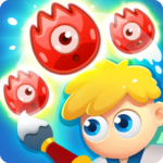 Monster Busters Link Flash Mod Unlimited Money