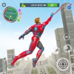 Spider Rope Hero Vice Town Mod Unlimited Money