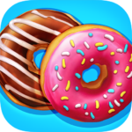 Sweet Donut Desserts Party Mod Unlimited Money